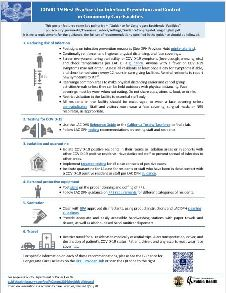 Thumbnail of CCF Infection Prevention Poster