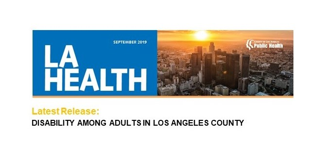 LA Health Brief Latest Release