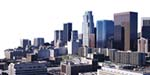 photo of part of downtown Los Angeles