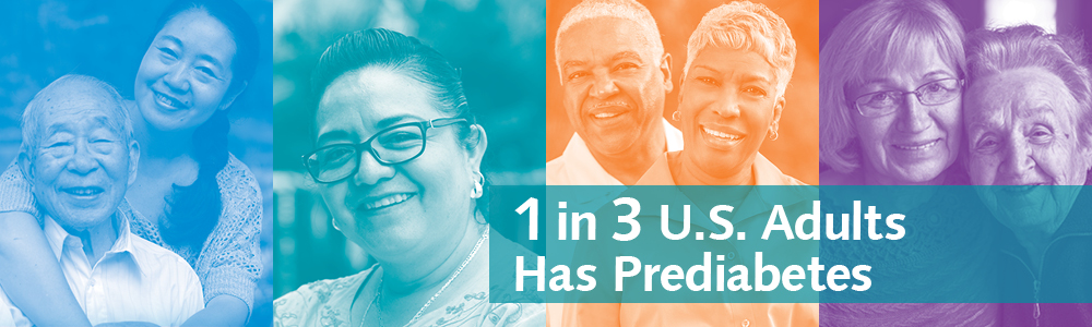 1 in 3 U.S. Adults Has Prediabetes